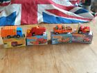 X4 MATCHBOX 1-75 MINT AND BOXED NUMBERS 15,36,51,&66