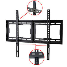 "Ultra Slim TV Wall Mount for LG Samsung Sharp Vizio 32""-70"" LCD LED Plasma B35"