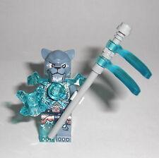 LEGO Legends of Chima - General Sirox - Figur Minifig Säbelzahn Tiger 70232