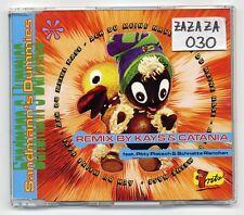 Sabbia Uomo 'S Dummies Maxi-CD ACH tu il mio naso-Kays & Catania Remix-Amiga