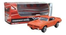 Pontiac GTO Judge with Display case,Scale 1:64 by Motormax