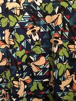 NWT Lularoe Disney Goofy Geometric Irma Tunic Top - Size L Large