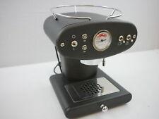 illy Kaffee, Kaffemaschine für gemahlenen Kaffee X1, Anthrazit