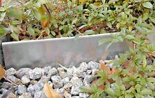 Rasenkante Metall Beeteinfassung verzinkt Beet Umrandung Wurzelstop Mähkante