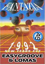 Fantazia – New Years Eve 1991/92 – Easygroove & Lomas