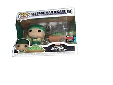 Funko POP Avatar The Last Airbender Cabbage Man Cart #656 2019 NYCC Exclusive