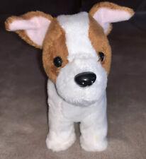 American Girl Jack Russel Terrier Posable Dog Bkc29
