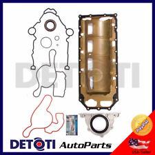 Lower Gasket Set Water Pump Gasket Repair For 03-12 Chrysler Dodge Jeep 5.7L V8