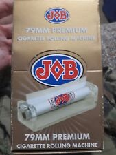 JOB 79mm Cigarette Machine Tobacco Hand Roller Rolling Large Kings Size Papers