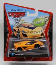 Disney Pixar Cars 2 FABRIZIO #47 1:55 New 2012  CHASE