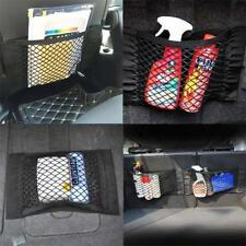 Car Trunk Interior Organizer Net Bag Mesh Rear Seat Storage Holder Pocket Pouch