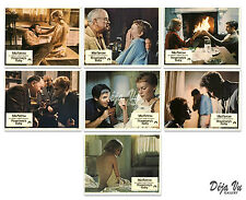 Rosemary's Baby Lobby Card Set of 7 - Horror Classic - 1968  - VF