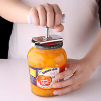 Stainless steel Easy OFF JAR LID OPENER For All Size Jar Bottle