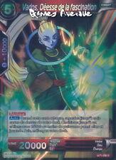 Dragon Ball Super Card Game! Vados, Déesse de la fascination BT1-008 R - VF/RARE
