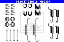 Zubehörsatz, Feststellbremsbacken für Bremsanlage Hinterachse ATE 03.0137-9307.2