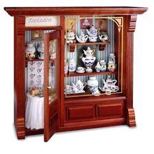 Reutter Porzellan Miniaturen - Wandbild Teeladen 22x24cm (1.798/2) neues Modell