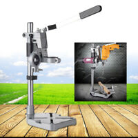 Bench Electric Drill Stand/Press Power Tool Clamp Base Frame Holder Bracket USA