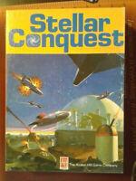 Avalon Hill : STELLAR CONQUEST - Intergalactic Battle Game Bookcase Game