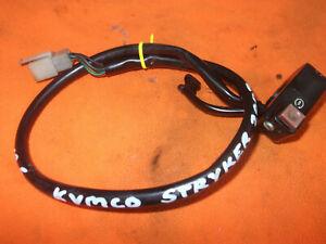kymco stryker 125  2003. RIGHT HANDLEBAR SWITCH
