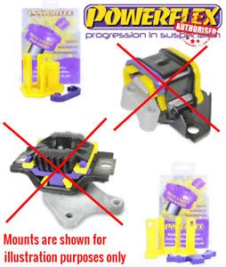 For Ford Fiesta MK6 ST150 Powerflex Engine & Gearbox Mount Inserts PFF19-1120/21