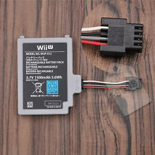 Genuine  Original  Nintendo Wii U Gamepad battery WUP-012 1500mAh 3.7V