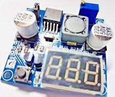 LM2596 Voltage Regulator buck converter module 4-40V in 1-35V out, LED UK Seller