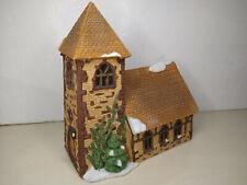 1985 Department 56 Dickens Village Series Village Church