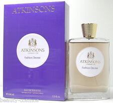Atkinsons Fashion Decree  100 ml EDT Spray  Neu  OVP