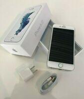 Apple iPhone 6s - 16GB - White Silver Verizon A1688 CDMA + GSM Unlocked