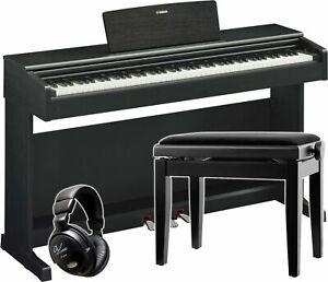 Yamaha YDP-144B schwarz matt SET   Digital Piano   Epiano   elektrisches Klavier