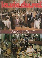 la vie du rail N°1942 mai 1984 arret buffet montpellier