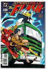 FLASH  # 106 - (2nd series) DC Comics 1995 (vf-)