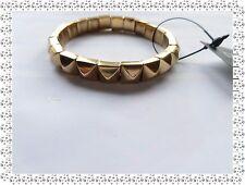 Magnifique Bracelet Fantaisie Doré Bud to Rose by Diddi