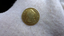 Spain 1 escudo gold 1787 Carlos III (Carol III)
