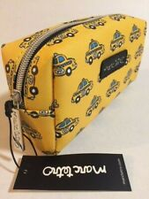 Small NYC Taxi Cosmetic Case by Marc Tetro - Brand New!