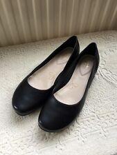 Clarks shoes size 5.5 bnib black