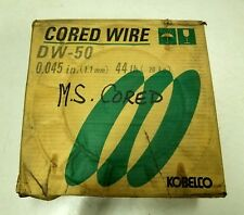 "KOBELCO DW-50, 0.045"", Cored Wire"