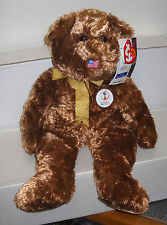 #7792 NWT Ty 2002 FIFA World Cup Korea Japan Champion Buddy Bear