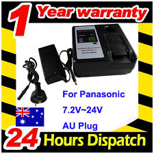 Charger for Panasonic Cordless Tool Battery EY9L40 EY9L41,Replace EY0L80,EY0110B