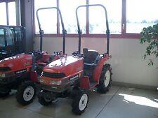 Yanmar F5 Traktor Allrad Diesel