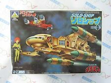 Space Runaway Ideon 1/2600 Anime Scale Solo-Ship Plastic Model Kit Aoshima Japan