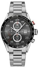 BRAND NEW TAG HEUER CARRERA 1887 CAR2A11.BA0799  AUTOMATIC CHRONOGRAPH WATCH
