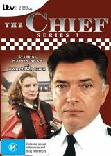 The Chief : Series 3 (DVD,, 2-Disc Set) VGC - Pre owned (Box D65)(D160)(D180)