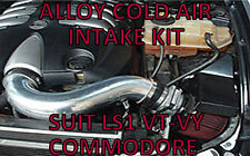 HOLDEN COMMODORE GEN 3 LS1 VT VY COLDAIR INTAKE INDUCTION KIT SS #MFCOMS