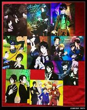Kuroshitsuji Black Butler Manga Anime 9 Posters Affiches en Relief  29x21cm黒執事