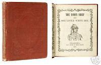 1857 INDIAN CHIEF AND LITTLE WHITE BOY Leonard Baskin