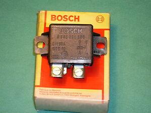 Bosch Relais Starter  Regler  Schalter Bosch 0 332 002 156  * NOS