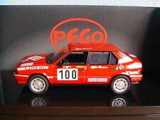 ALFA ROMEO 33 #100 MAGGIORELLI TOBY CAMP EUROPEO TURISMO 1991 PEGO PG1006 1/43