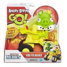 Playskool Heroes Angry Birds Go! king pig  Basher Hasbro