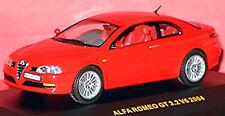Alfa Romeo GT 3,2 V6 Coupe 2003-10 rot red 1:43 IXO MOC060